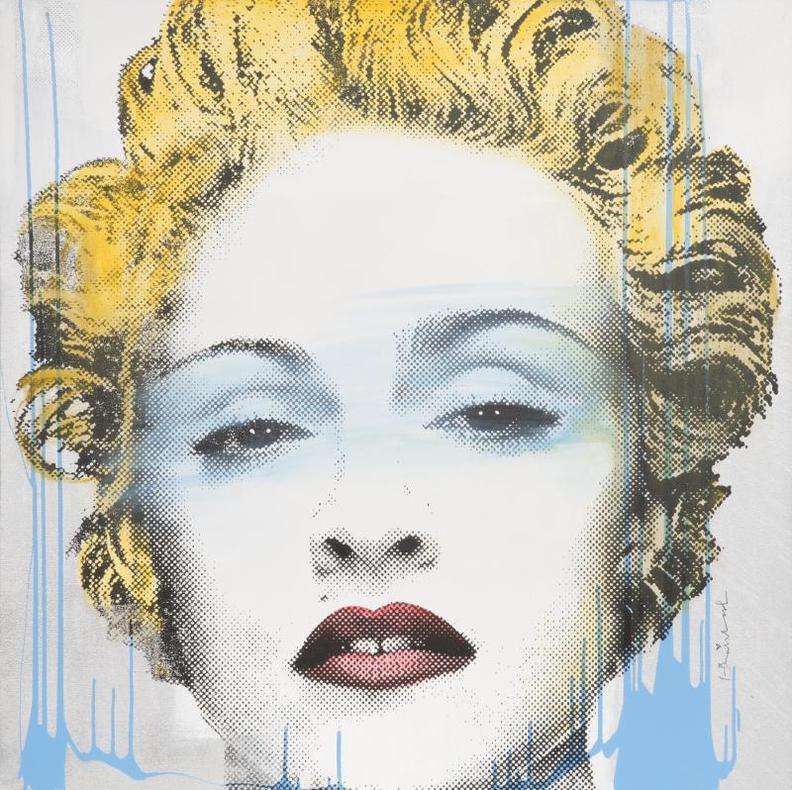 Mr. Brainwash-Madonna-2012