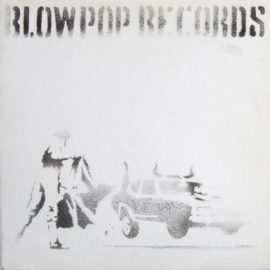 Banksy-Blowpop Records-1999