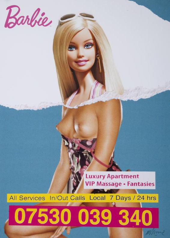 Imbue - Barbie Rip Off-