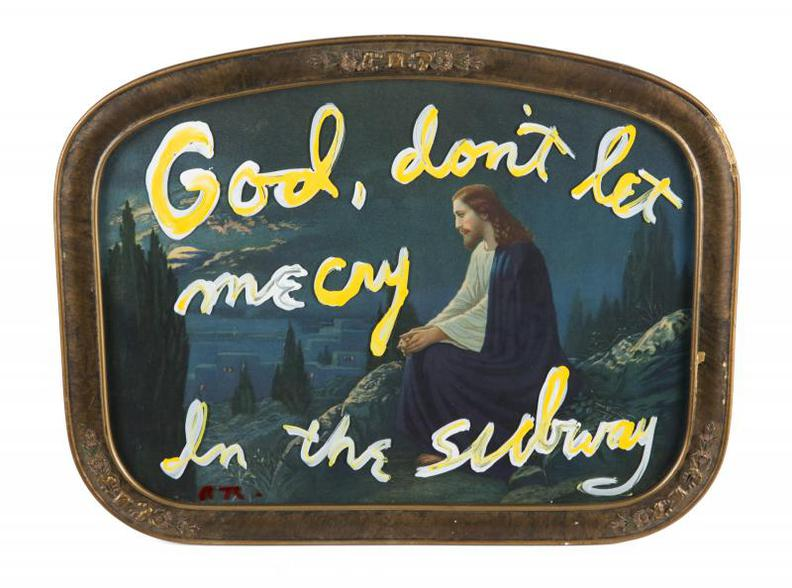 Rene Ricard-God, Dont Let Me Cry In The Subway-