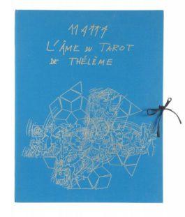 Roberto Matta-Lame Du Tarot De Theleme-1994