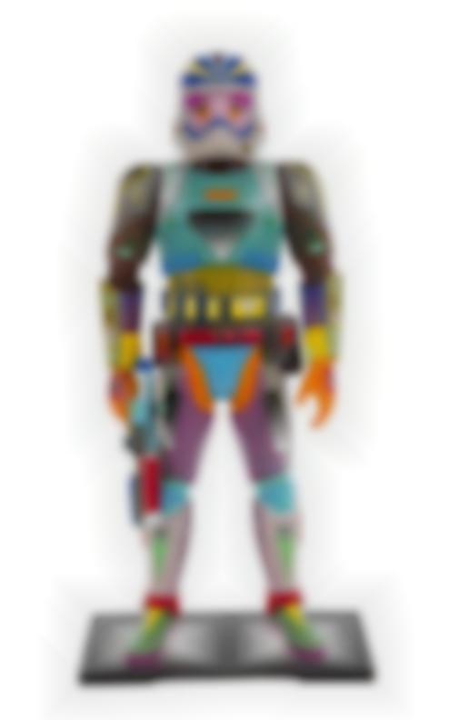 Nicholas Tredway - Fashionista Stormtrooper-