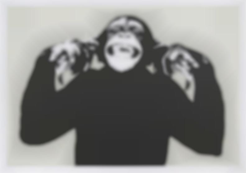 Dotdotdot-Monkey Business (Grey)-2016