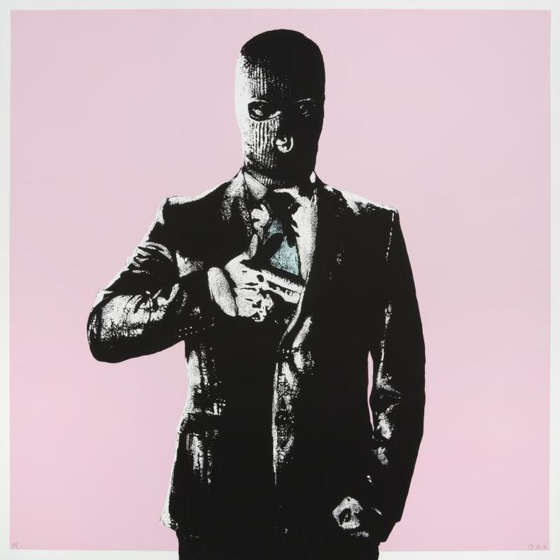 Dotdotdot-Handgun (Pink)-