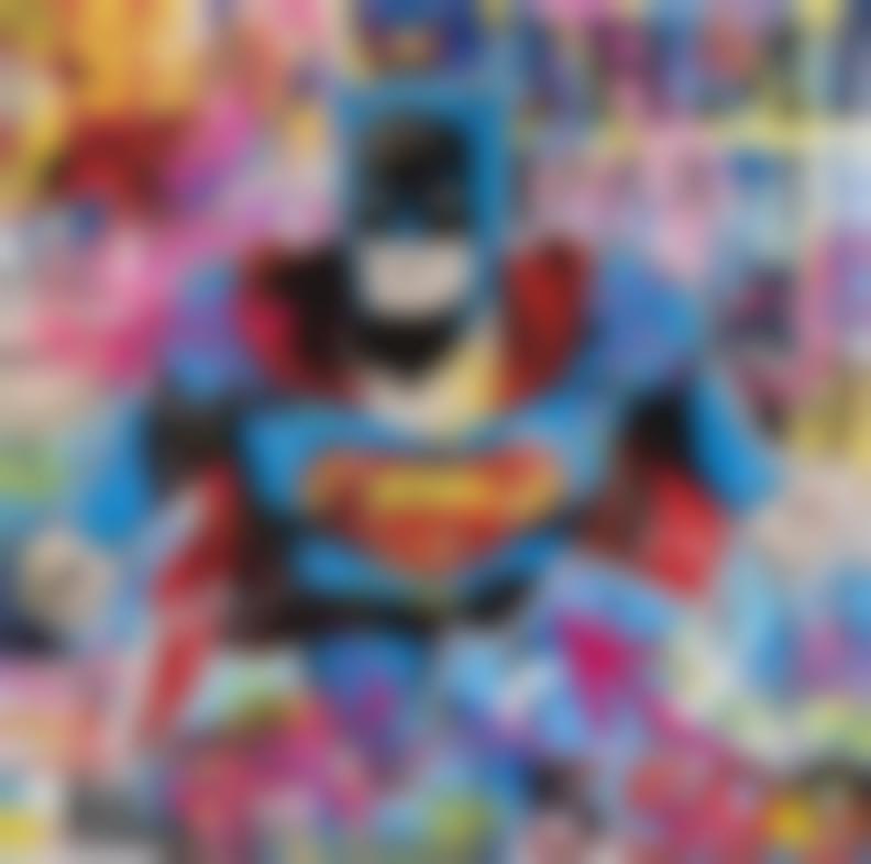 Aiiroh-Batman/Superman-2018