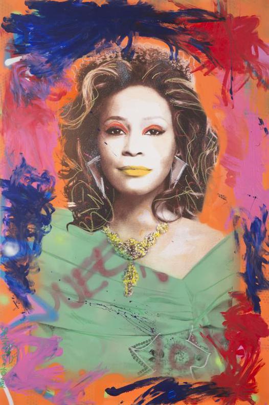 Skyler Grey - Queen Whitney (Whitney Houston)-2014