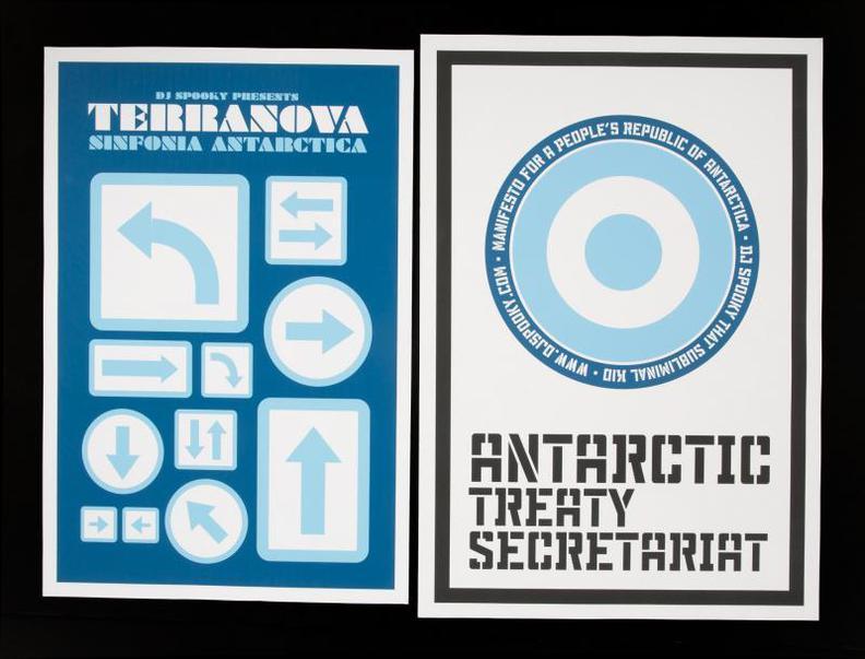 Dj Spooky - Ice Music / Terra Nova: Sinfonia Antarctica-2012