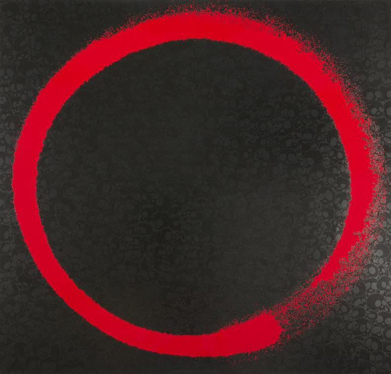 Takashi Murakami-Enso: Earthly Desires-