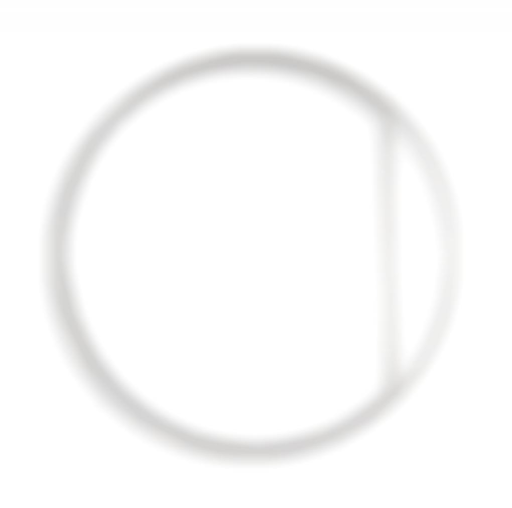 Ad Dekkers-Eerste Fase Van Cirkel Naar Vierkant (First Phase From Circle To Square)-1972