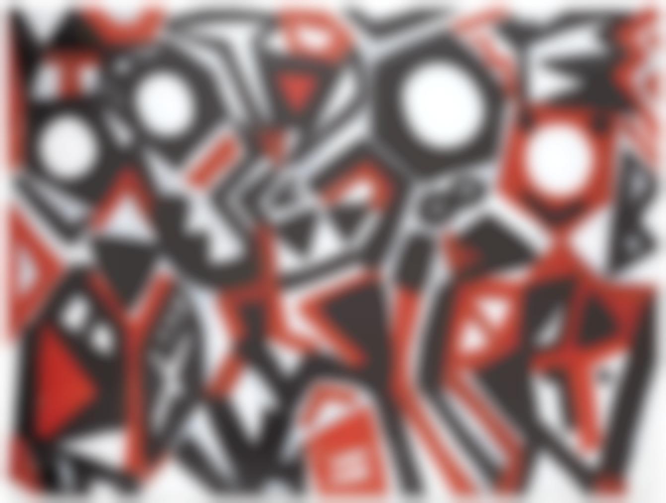A.R. Penck-Extrem (Extreme)-2007