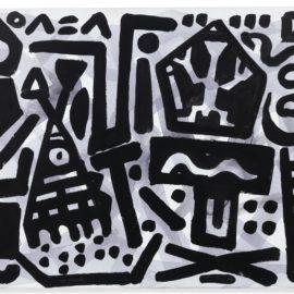 A.R. Penck-Kleine Hierarchie (Small Hierarchy)-2007