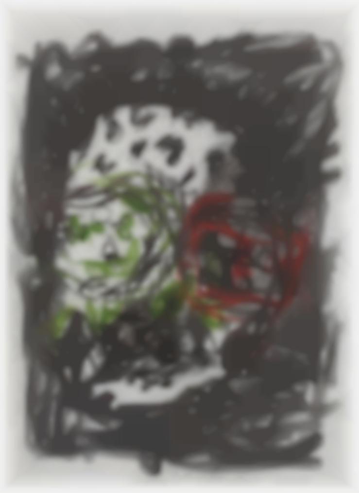 Georg Baselitz-Untitled-1991