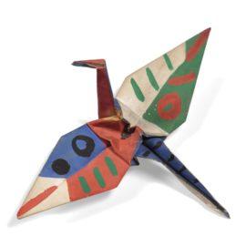 Karel Appel-Vogeltje (Little Bird)