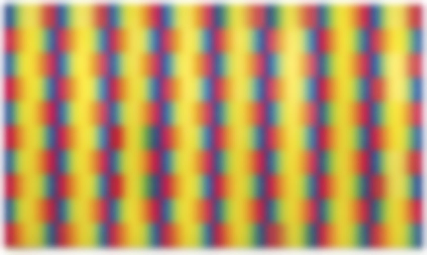 Getulio Alviani-Cromia Spettrologica-1982