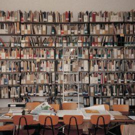 Wolfgang Tillmans-Kasper Konigs Bookshelf-1995