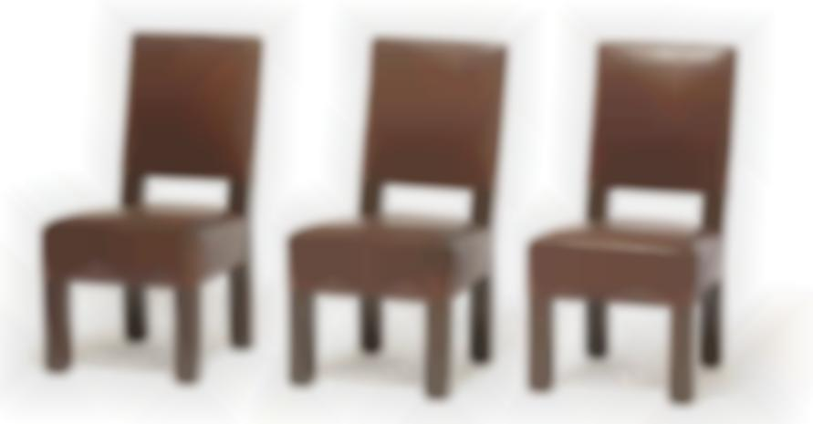 Roy McMakin-Dining Chairs (6)-1997
