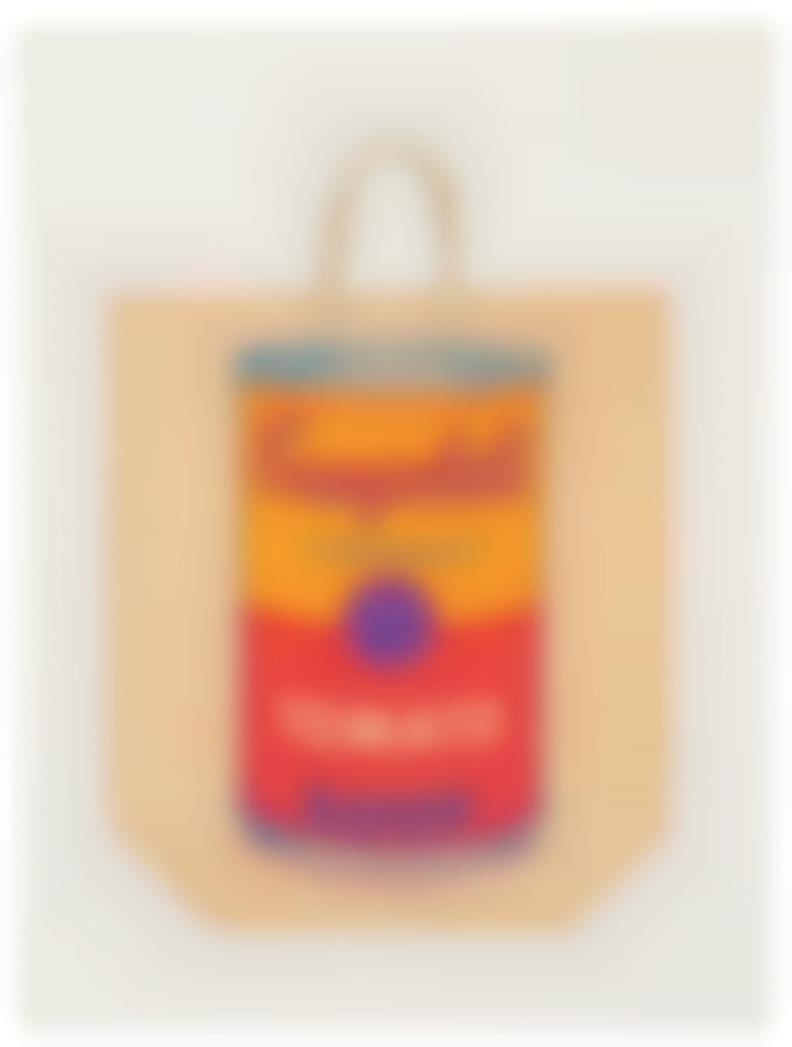 Andy Warhol-Campbells Soup Can (Tomato)-1966