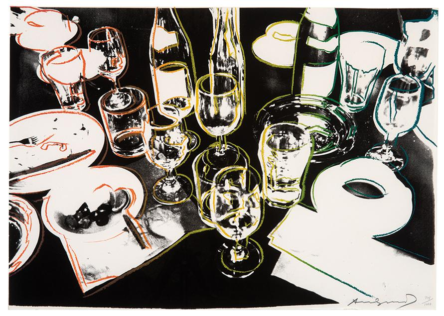 Andy Warhol-After The Party-1979