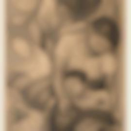 Diego Rivera-Sueno-1932