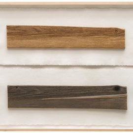 Ed Ruscha-New Wood, Old Wood-2007