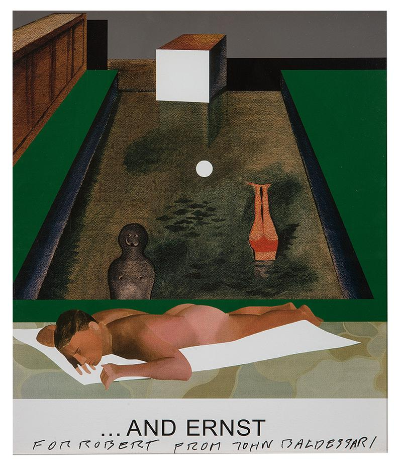 John Baldessari-Double Bill (Part 2): ...And Ernst-2012