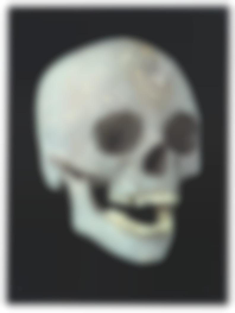 Damien Hirst-For The Love Of God, The Diamond Skull-2007