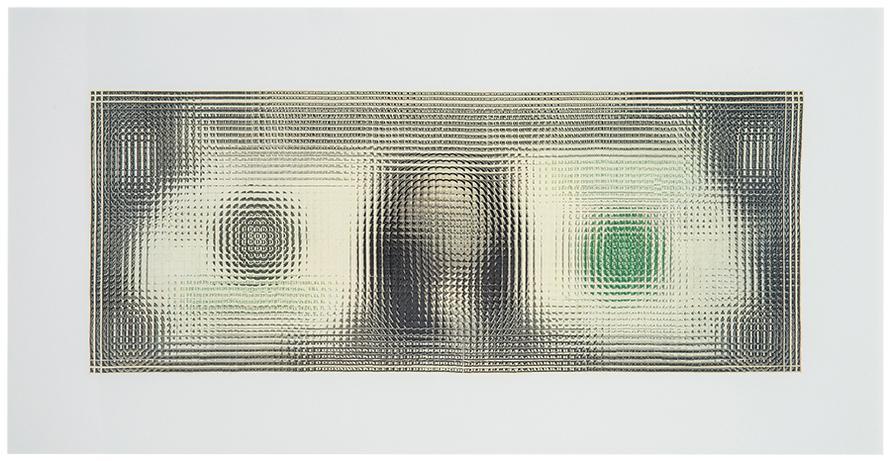 Tom Friedman-Untitled (Dollar Bill)-2000