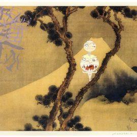 Takashi Murakami-Manji-Fuji-2001