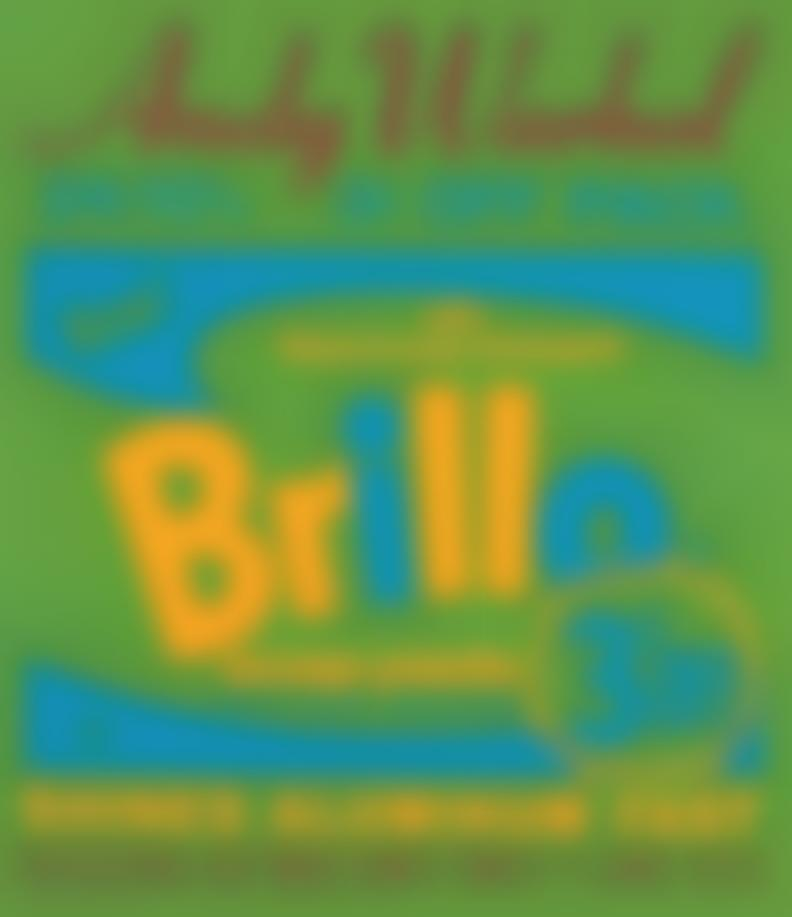 Andy Warhol-Brillo Soap Pads-1970