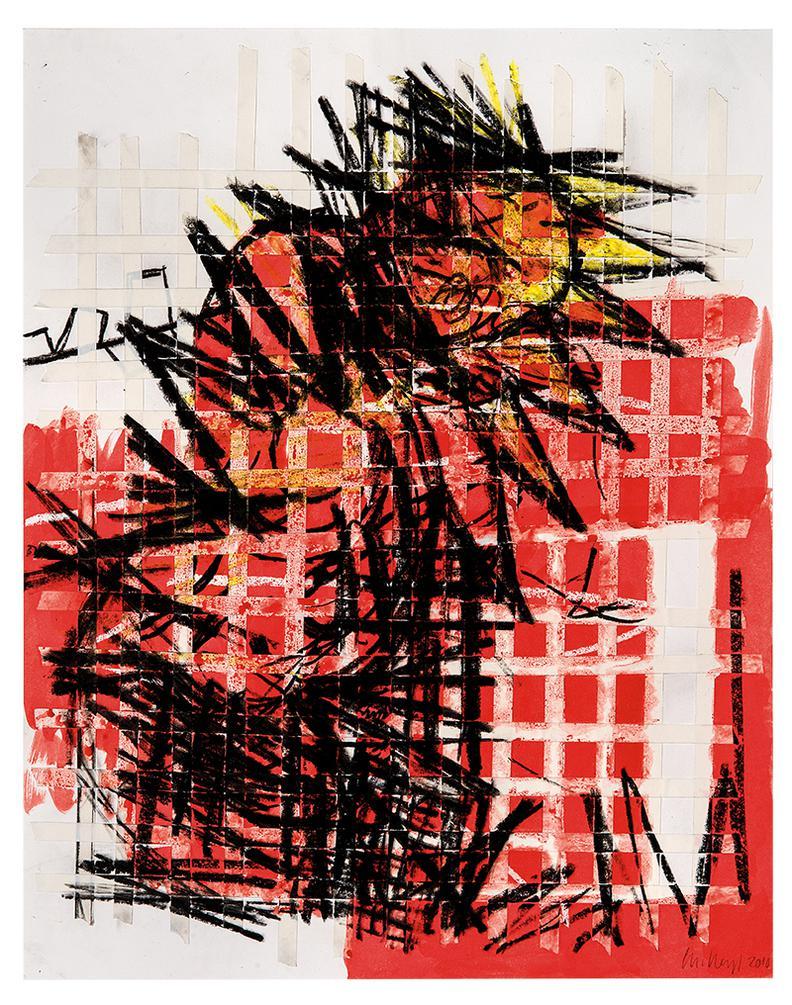 Charline von Heyl-Untitled-2010