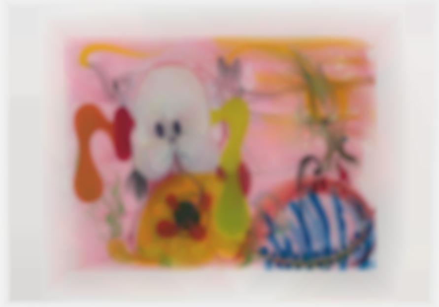 Amy Sillman-Pooch-1995