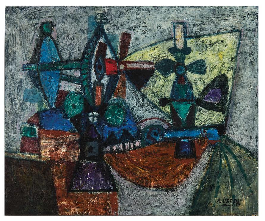 Augustin Ubeda-Untitled-1960