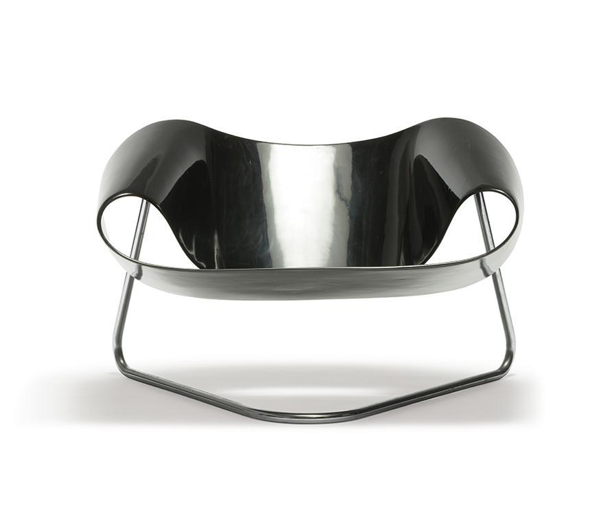 Cesare Leonardi - Cl9 Ribbon Chair-1961