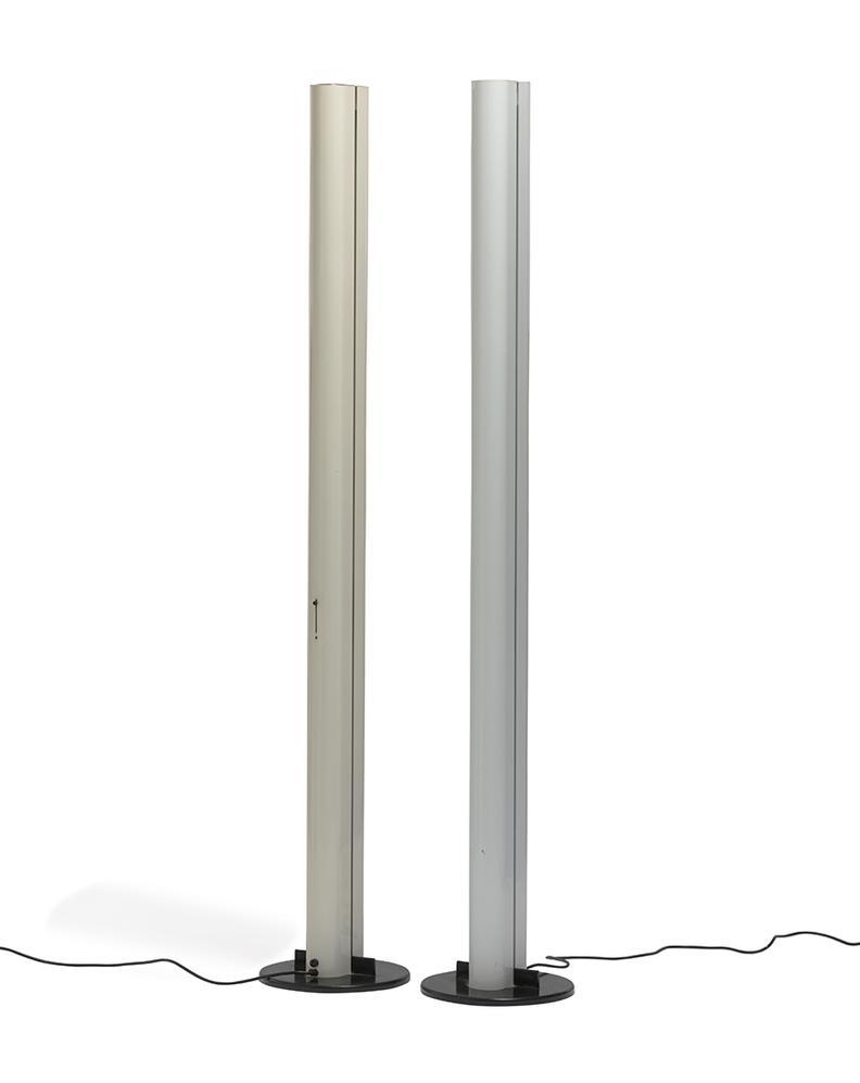 Gianfranco Frattini - Megaron Floor Lamps (2)-1979