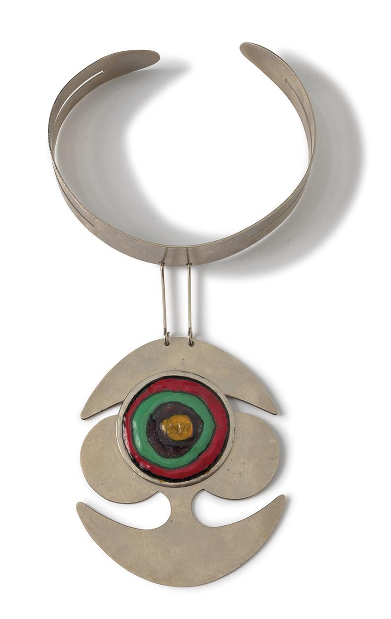Pierre Cardin - Necklace-1969