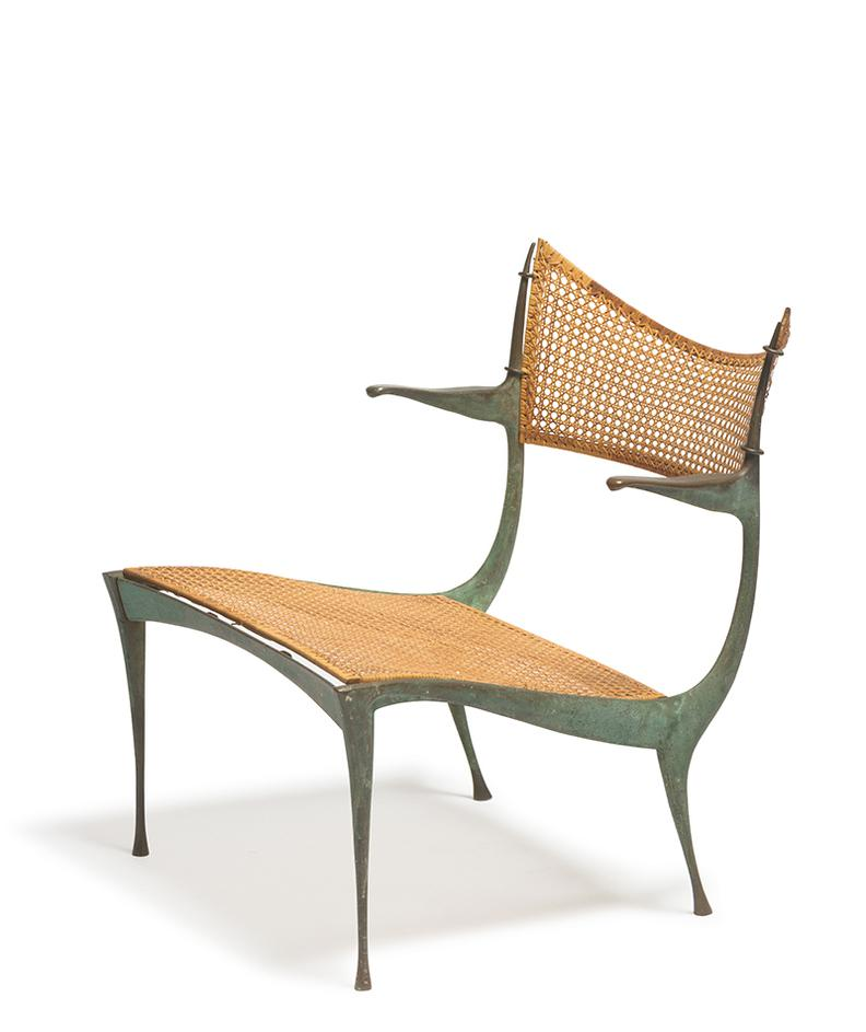 Dan Johnson - Gazelle Lounge Chair-1958
