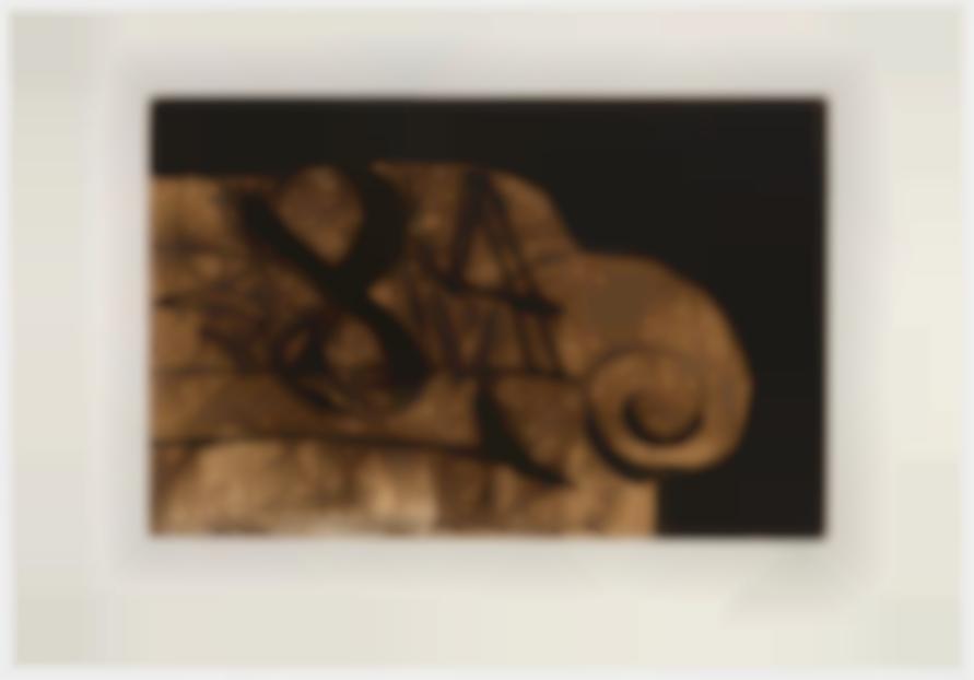 Antoni Tapies-Group Of Prints (3)-1984
