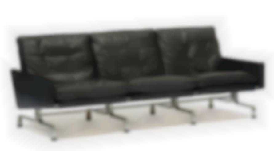 Poul Kjaerholm - 3-Seat Sofa-1958
