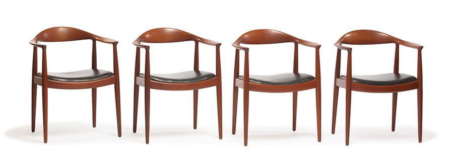 Hans Wegner - The Chairs (10)-1949