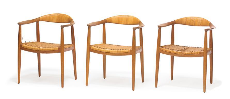 Hans Wegner - The Chairs (6)-1949