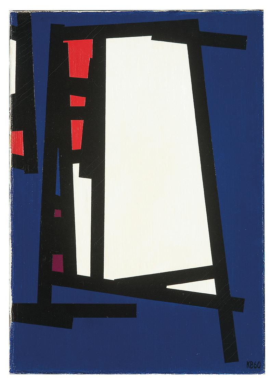 Karl Benjamin - Tg #1-1960