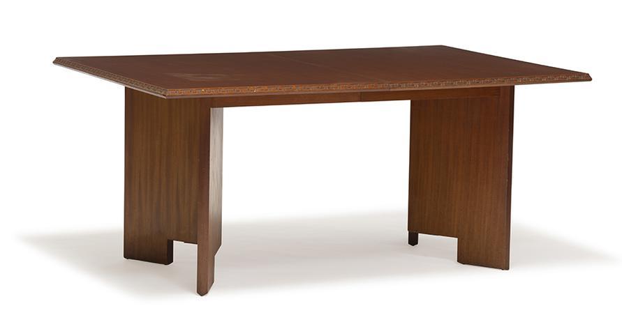 Frank Lloyd Wright-Dining Table-1955