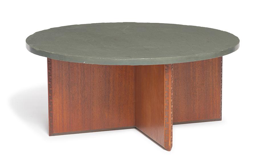 Frank Lloyd Wright-Coffee Table-1955
