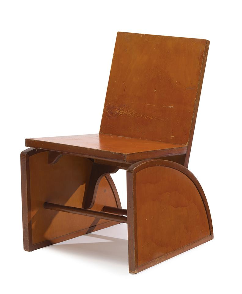Paul Frankl Attributed - Chair-1939