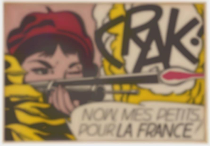 Roy Lichtenstein-Crak!-1964