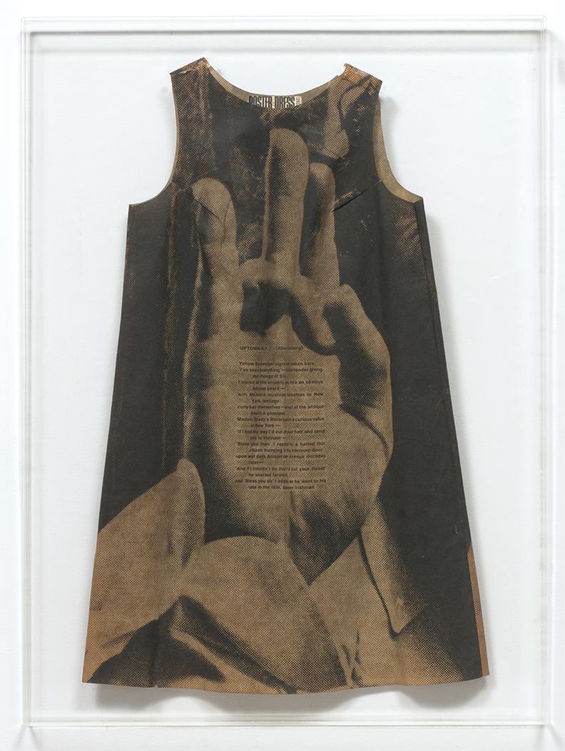 Harry Gordon - Ginsberg Dress-1968