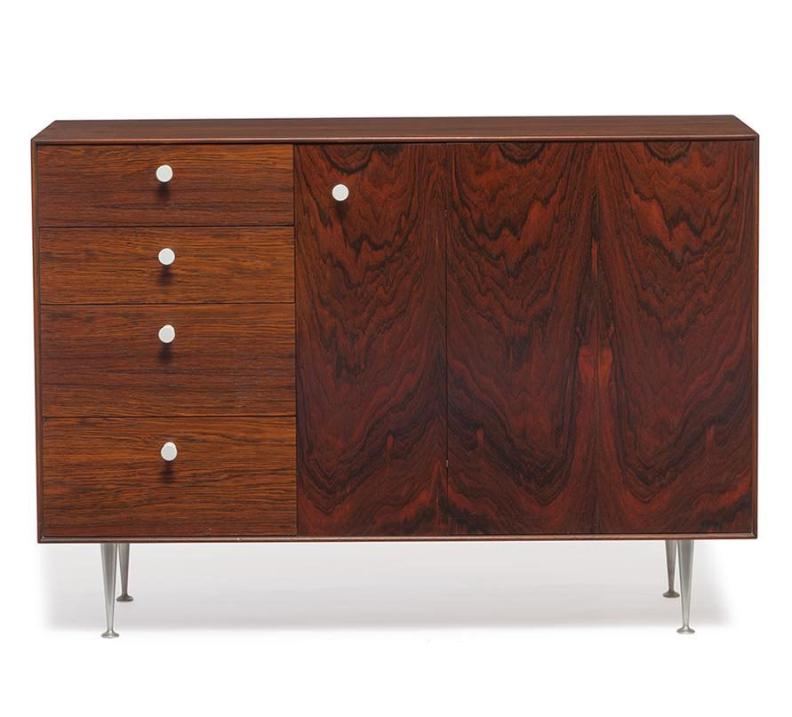 George Nelson - Thin Edge Cabinet-1952
