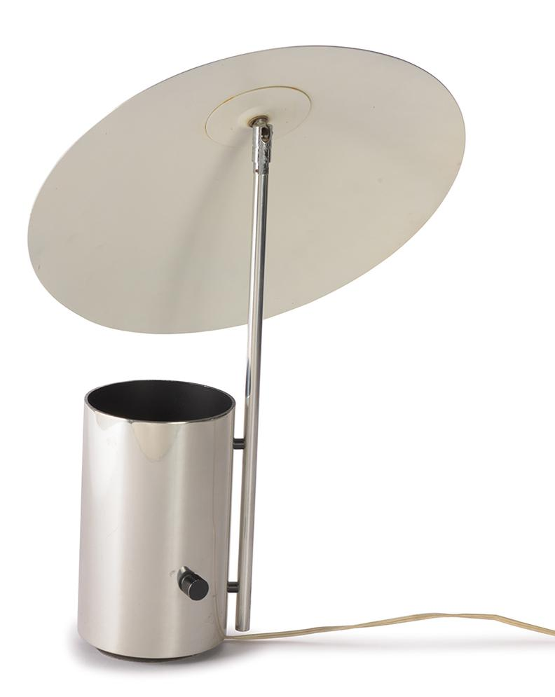 George Nelson - Half Nelson Table Lamp-1950