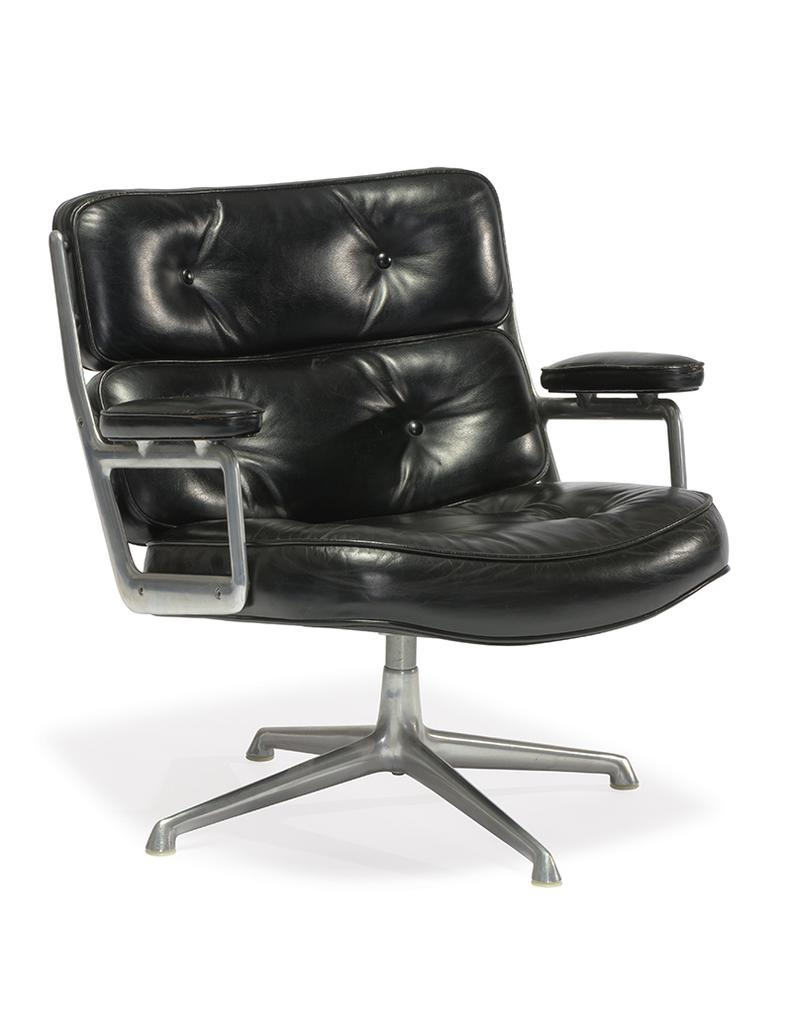 Charles & Ray Eames - Time-Life Lobby Chair-1960