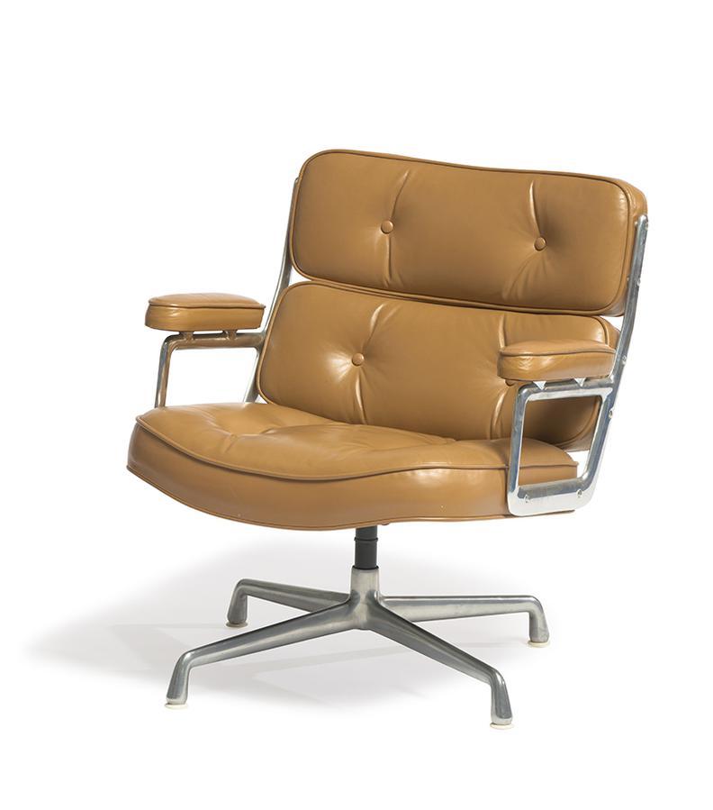 Charles & Ray Eames - Time-Life Executive Chair-1960